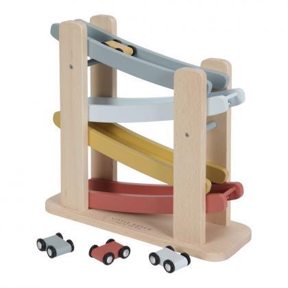 Little Dutch Rennbahn aus FSC zertifiziertem Holz -  multi