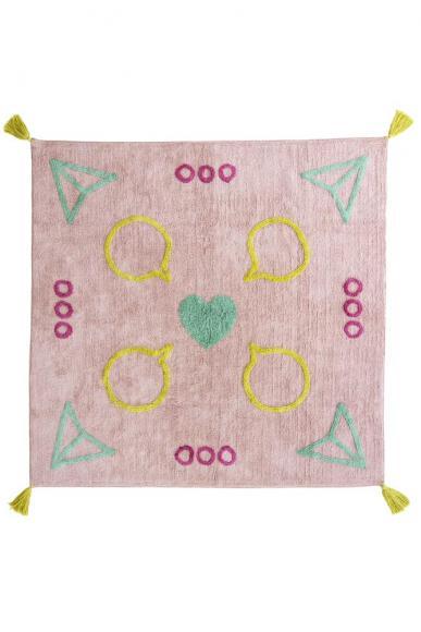 Minividuals rug influencer square - 150 x 150cm