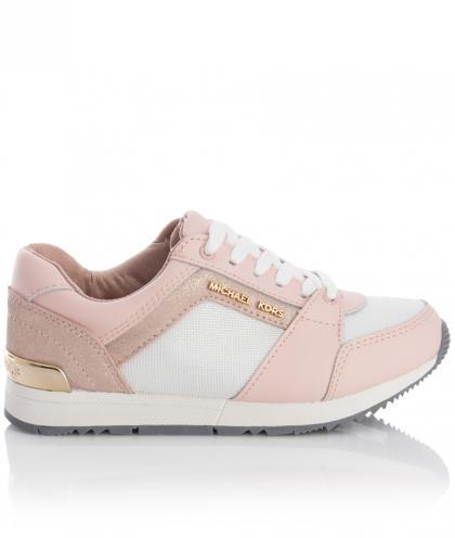 Michael Kors Sneaker Allie Scuba -  rosa