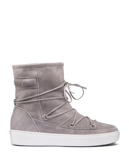 Moon Boot Pulse Mid in grau