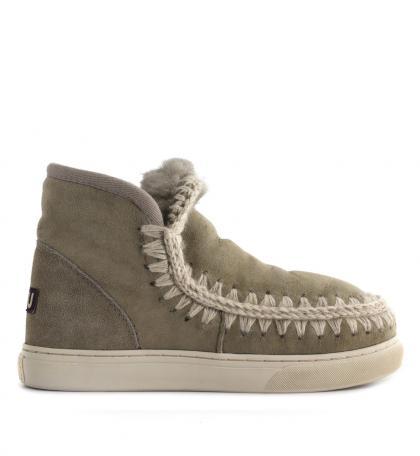 Mou Eskimo Sneaker in taupe