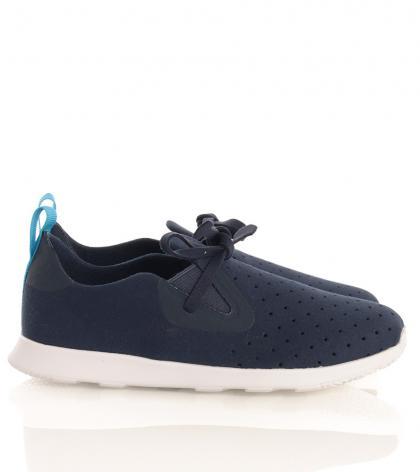 Native leichter Sneakers Apollo Moc in blau (vegan)