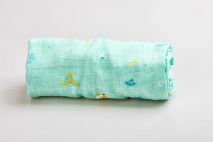 Nayla Schmusetuch aus 100% Organic Cotton