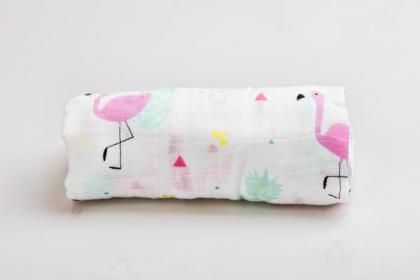 Nayla Swaddle of 100% organic cotton