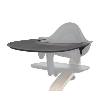 Nomi by Evomove Tablett für Nomi Hochstuhl - grau