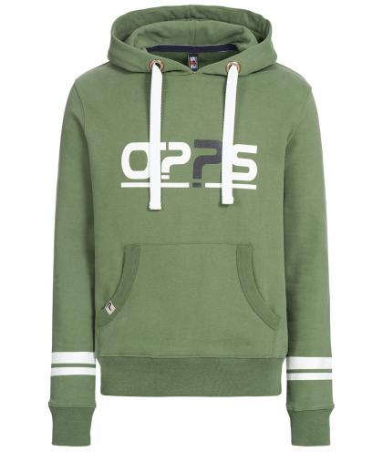 O??S Platinum unisex hoodie - olive