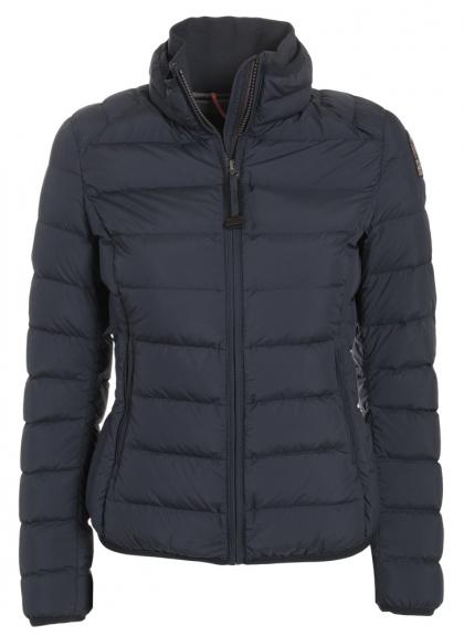 PJS summer down jacket Geena - blue/black
