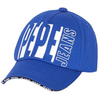 Pepe Jeans cap Sacha JR - blue