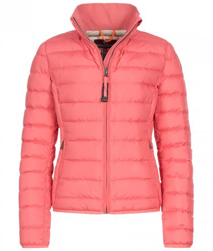 PJS summer down jacket Geena - coral pink