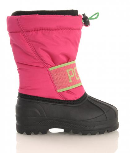 Polo - Ralph Lauren Winterboots Jackson in pink