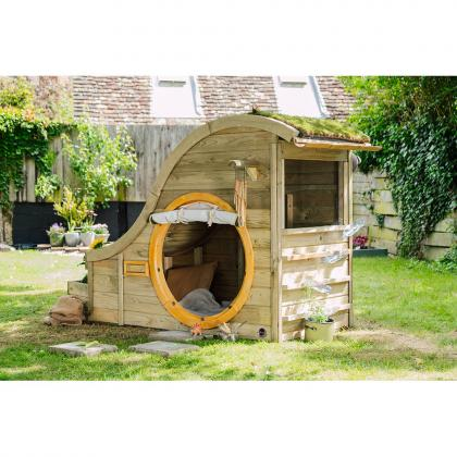Plum Discovery Nature Play Hideaway - natur