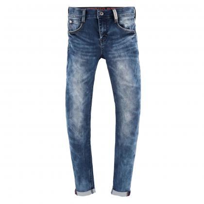 Retour Skinny Jeans Luigi - blau medium Wash
