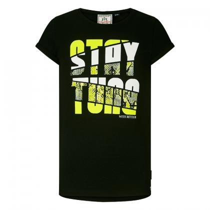 Retour t-shirt Robyn - black