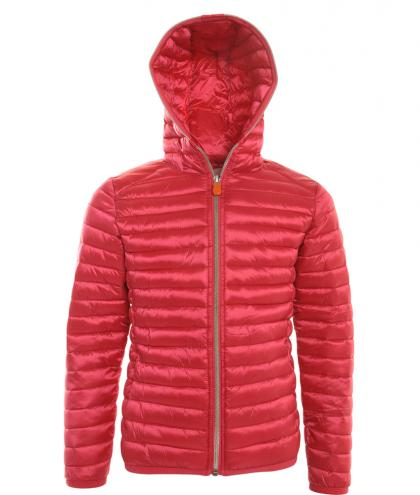 Save the Duck IRIS8 Plumtech-Jacke - rot