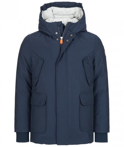 Save the Duck COPY7 Arctic Parka in navy
