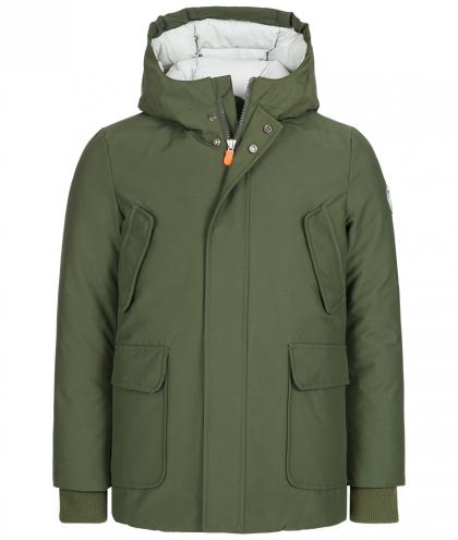 Save the Duck COPY7 Arctic Parka in oliv