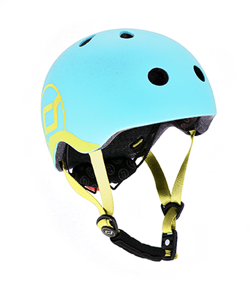 Scoot & Ride kids helmet - Blueberry