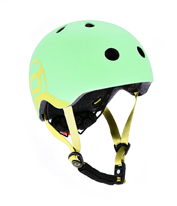 Scoot & Ride kids helmet - Kiwi