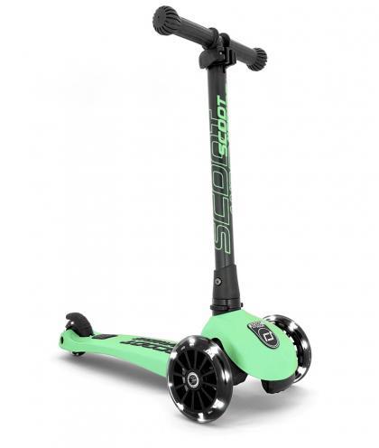 Scoot & Ride Highwaykick 3 - Kiwi-grün