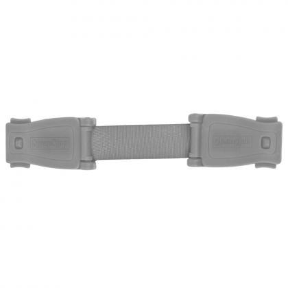 Strap Stop vielseitiger Sicherheitsgurt - grau