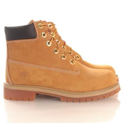 Timberland Premium Boots WATERPROOF wheat