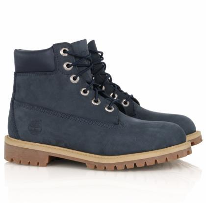 Timberland Premium Boots WATERPROOF in navy