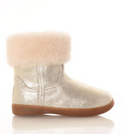 UGG Jorie Kinderstiefel in gold-metallic