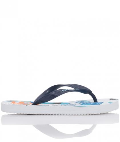 Vingino Flip Flop Olaf in multicolor weiss