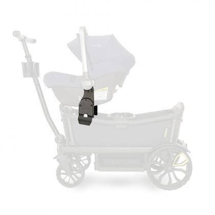 VEER Adapter für die Babyschale - schwarz