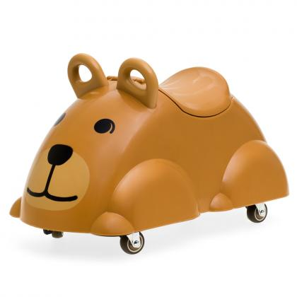 Viking Toys Cute Rider ride-on toy Bear - brown