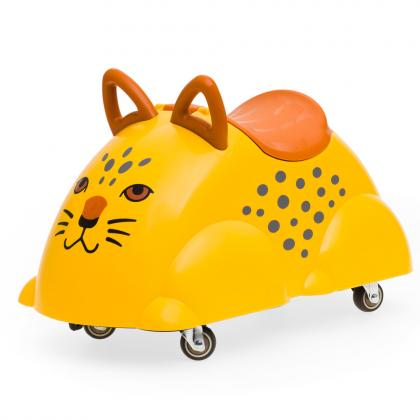 Viking Toys Cute Rider ride-on toy Leopard - yellow