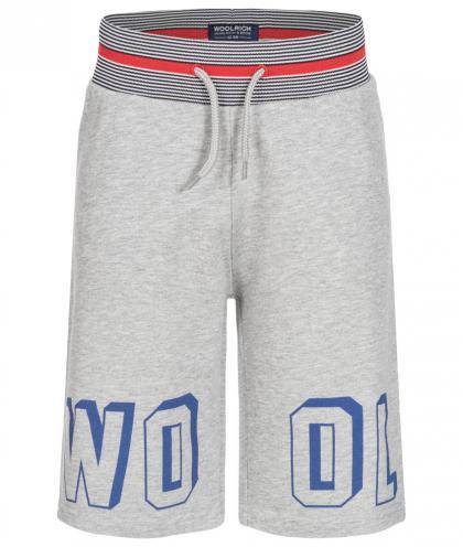 Woolrich Jogg Bermuda - grau