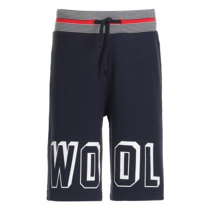 Woolrich jogg bermuda - navy