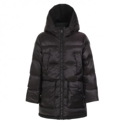 Woolrich Reversible Arctic Parka NF - schwarz