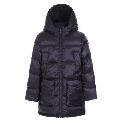 Woolrich Reversible Arctic Parka NF - navy