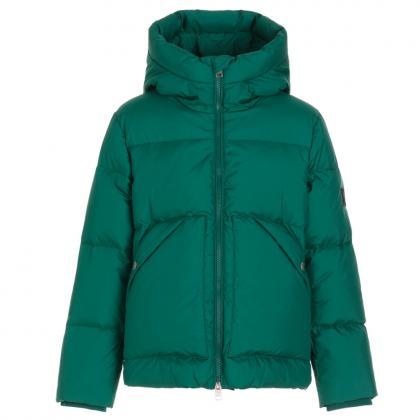 Woolrich Sierra Supreme down jacket - evergreen