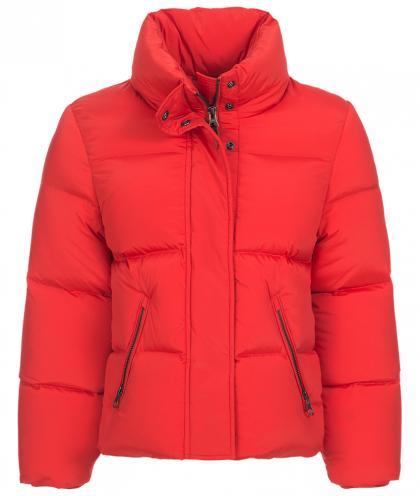 Woolrich Aurora Puffy down jacket in red