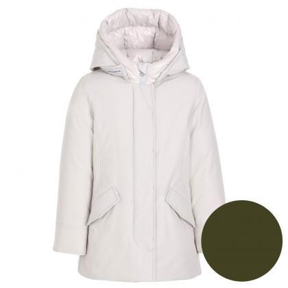 Woolrich Arctic Parka NF Girl -  oliv