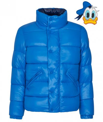 Save the Duck Lucky 7 mit Disney Patch in blau
