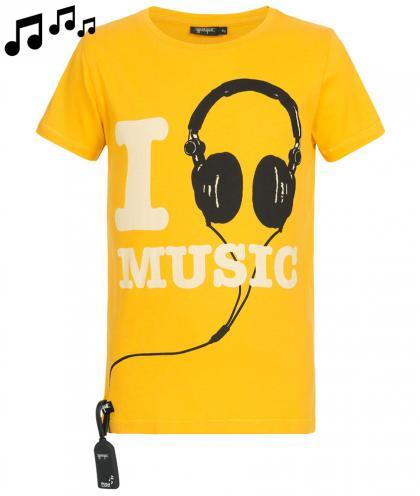 Yporqué Sound-Shirt mit