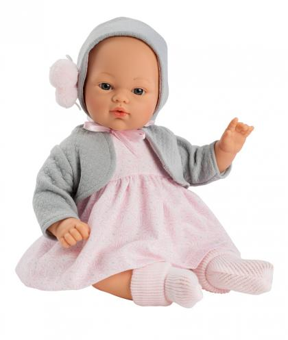 Asi Dolls Puppe Koke Girl, 36 cm - rosa
