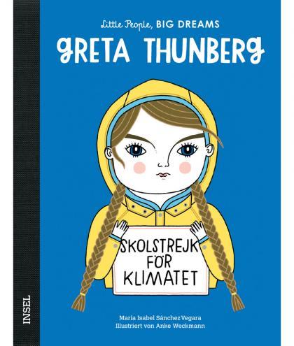 Little People, BIG DREAMS Greta Thunbeg Kinderbuch - multi