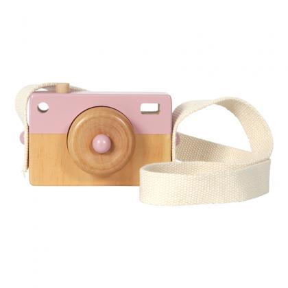 Little Dutch Holz Kamera Adventure -  pink