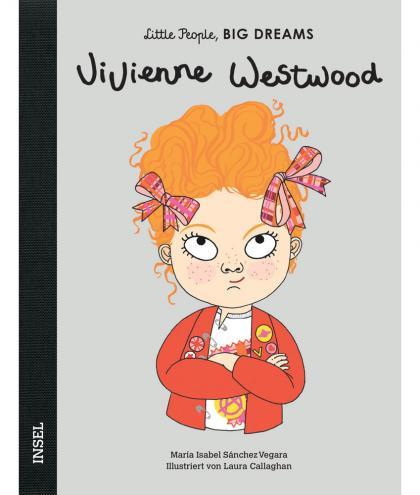 Little People, BIG DREAMS Vivienne Westwood - multi