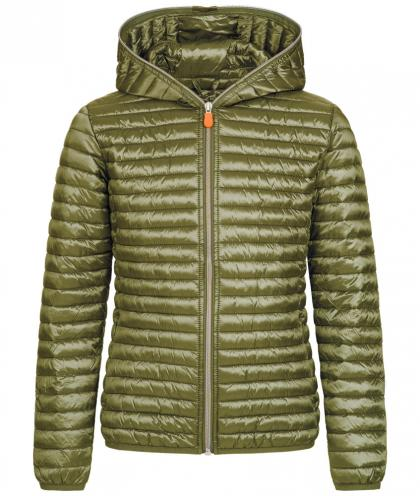 Save the Duck IRIS Plumtech-Jacke - Casper Green