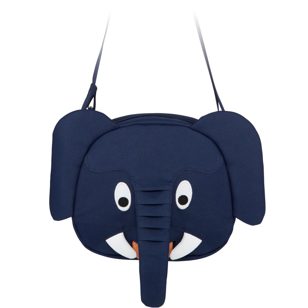 Affenzahn Mini Friends Shoulder bag Emil Elephant