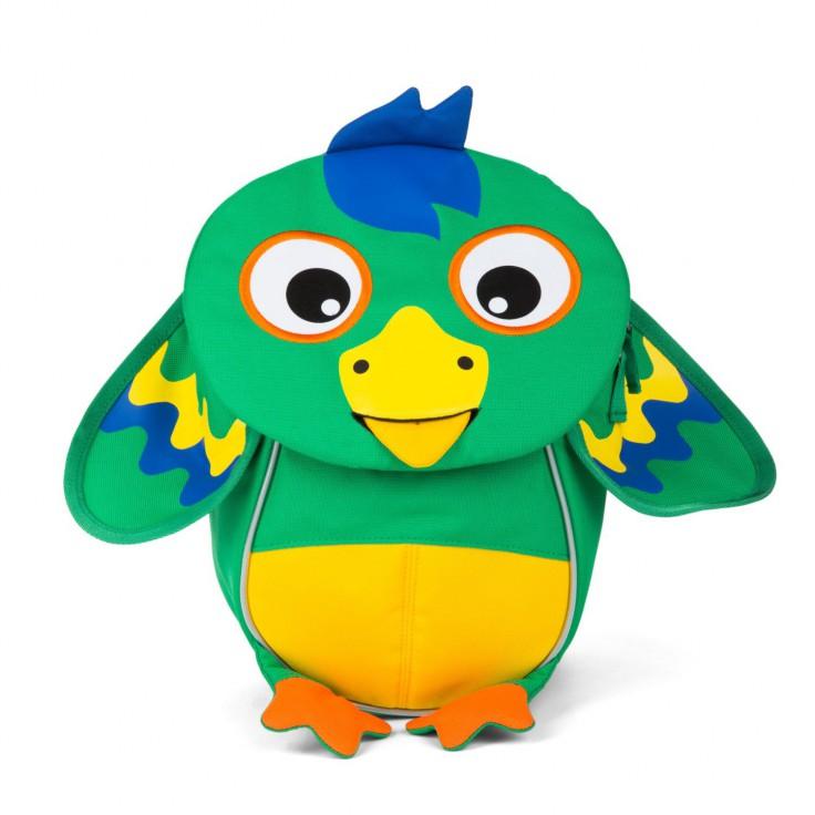 Affenzahn Kleine Freunde Rucksack  Piet Papagei