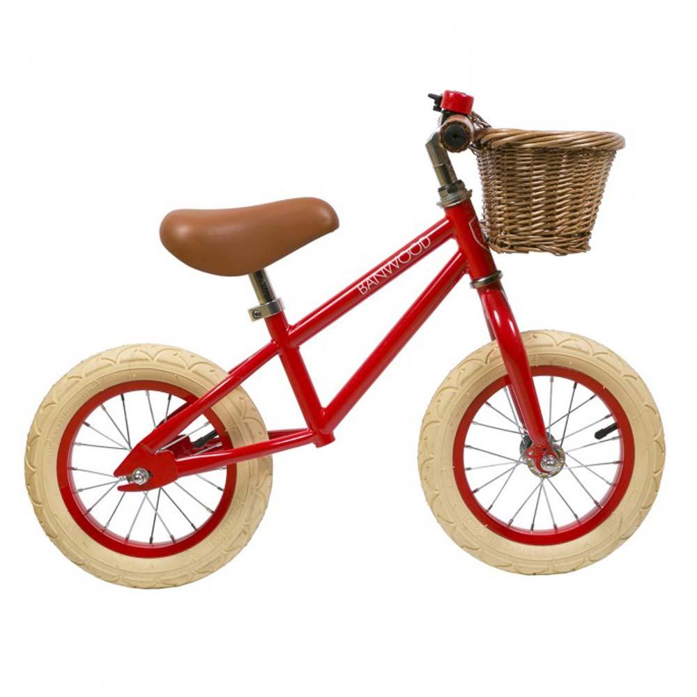 Banwood Kinder Laufrad First Go! - Rot