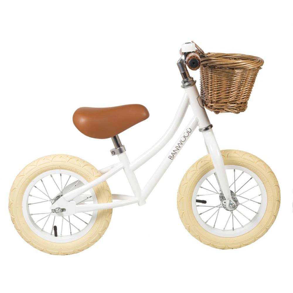 Banwood Kinder Laufrad First Go! - Weiß