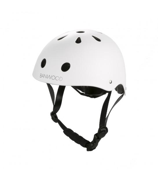 Banwood Helm für Kinder - Weiß